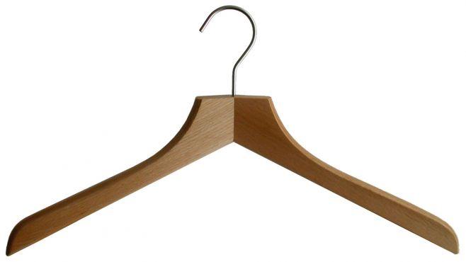 Holz-Kleiderbügel