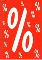 Plakat Karton DIN A4 %%%% beidseitig