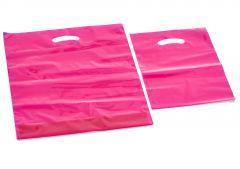 Tragetasche pink 38x45cm