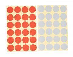 Markierungspunkte Ø 18mm diverse Farben